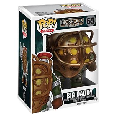 Фигурка BioShock - POP! Games - Big Daddy (15 см)