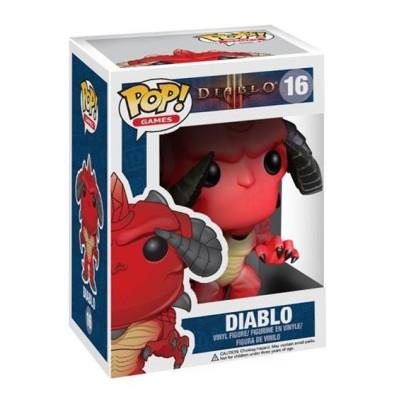 Фигурка Diablo III - POP! Games - Diablo (9.5 см)