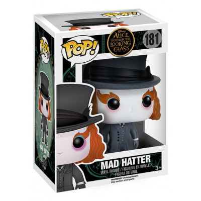 Фигурка Alice Through the Looking Glass - POP! Movies - Mad Hatter (9.5 см)