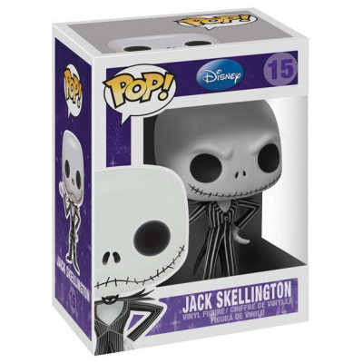 Фигурка Nightmare Before Christmas - POP! Vinyl - Jack Skellington (9.5 см)