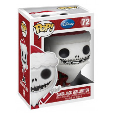Фигурка Nightmare Before Christmas - POP! Vinyl - Santa Jack Skellington (9.5 см)
