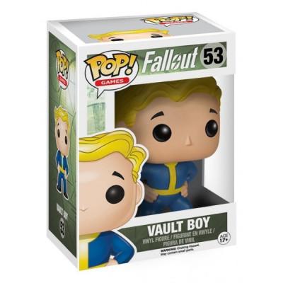 Фигурка Fallout - POP! Games - Vault Boy (9.5 см)