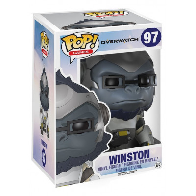 Фигурка Overwatch - POP! Games - Winston (15 см)
