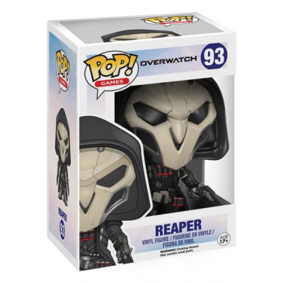 Фигурка Overwatch - POP! Games - Reaper (9.5 см)