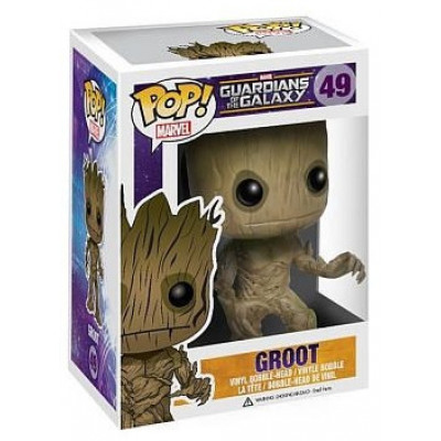 Головотряс Guardians of the Galaxy - POP! Marvel - Groot (10 см)