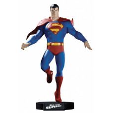 Статуэтка Superman DVD - DC Direct All-Star - Superman Maquette (29 см)