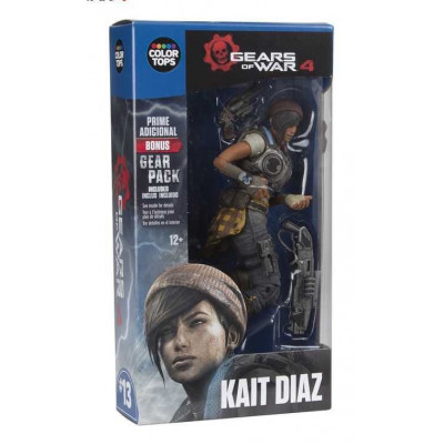Фигурка Gears of War 4: Kait Diaz (17 см)