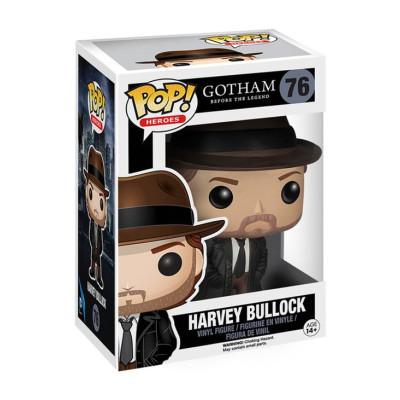Фигурка Gotham: Before The Legend - POP! TV - Harvey Bullock (9.5 см)