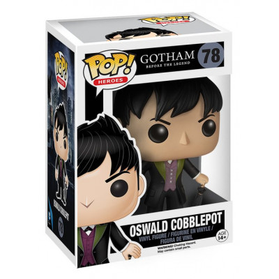 Фигурка Gotham: Before The Legend - POP! TV - Oswald Cobblepot (9.5 см)