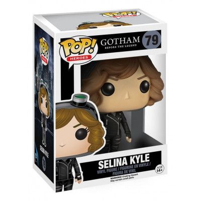 Фигурка Gotham: Before The Legend - POP! TV - Selina Kyle (9.5 см)