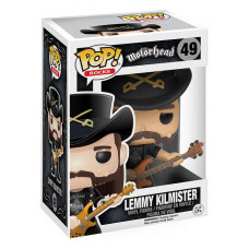 Фигурка POP! Rocks - Lemmy Kilmister (9.5 см)