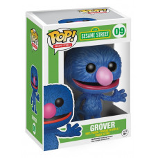 Фигурка Sesame Street - POP! Sesame Street - Grover (9.5 см)