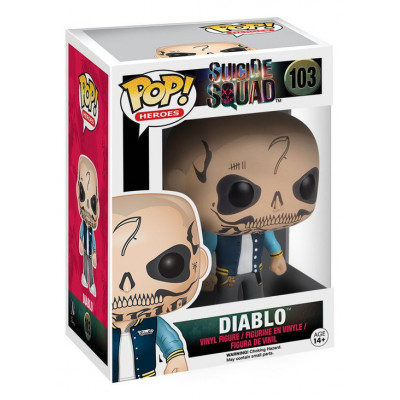 Фигурка Suicide Squad - POP! Movies - Diablo (9.5 см)