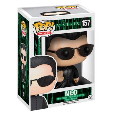 Фигурка The Matrix - POP! Movies - Neo (9.5 см)