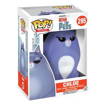 Фигурка The Secret Life of Pets - POP! Movies - Chloe (9.5 см)
