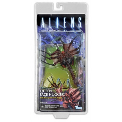 Фигурка Aliens - Series 10 - Alien Queen Facehugger (17 см)
