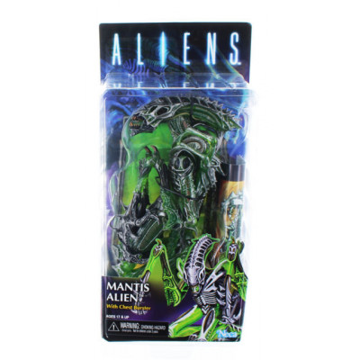 Фигурка Aliens - Series 10 - Mantis Alien (17 см)