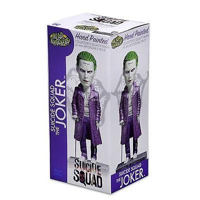 Головотряс Suicide Squad - Hand Painted - Joker (20 см)
