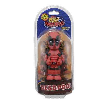 Телотряс Deadpool (на солнечной батарее, 15 см)