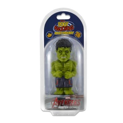 Телотряс Avengers: Age Of Ultron - Hulk (на солнечной батарее, 15 см)
