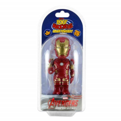 Фигурка NECA Телотряс Avengers: Age Of Ultron - Iron Man (на солнечной батарее) (15 см)