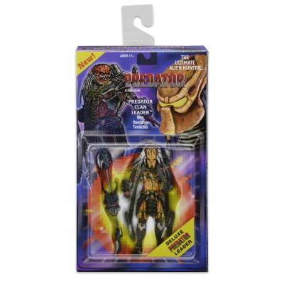 Фигурка Predator: Deluxe Clan Leader (20 см)