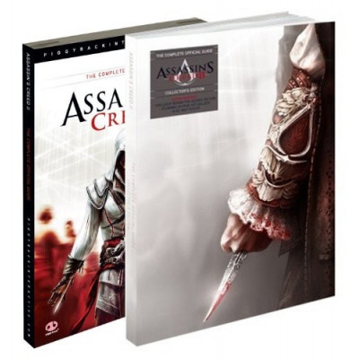 Assassin's Creed II: The Complete Official Guide [Paperback, Hardcover]