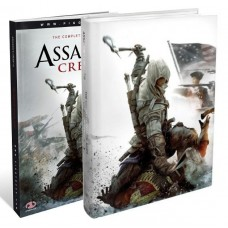 Assassin's Creed III The Complete Official Guide [Paperback,Hardcover]