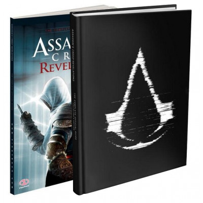 Assassin's Creed Revelations: The Complete Official Guide [Paperback, Hardcover]