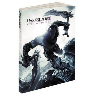 Darksiders II: Prima Official Game Guide [Paperback]