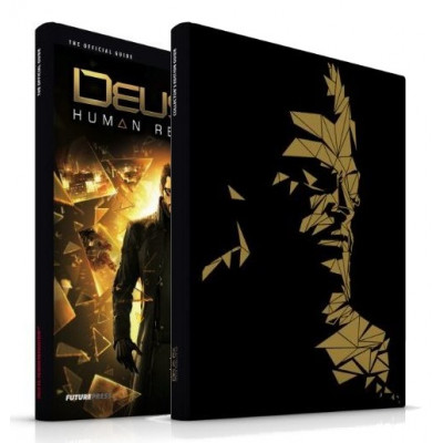 Deus Ex: Human Revolution The Official Guide [Hardcover]