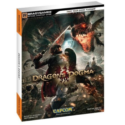 Dragon's Dogma Signature Series Guide [Paperback]