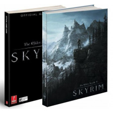The Elder Scrolls V: Skyrim: Prima Official Game Guide [Hardcover,Paperback]