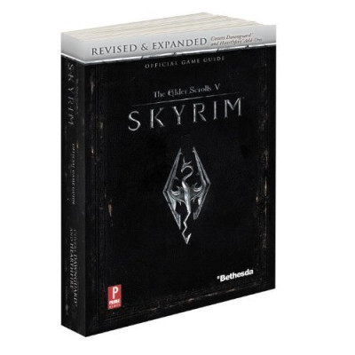 The Elder Scrolls V: Skyrim Revised & Expanded: Prima Official Game Guide [Paperback]