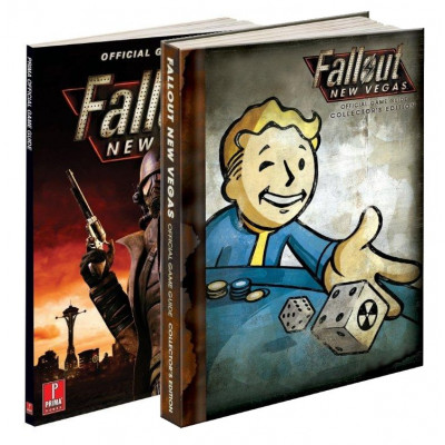 Fallout New Vegas: Prima Official Game Guide [Paperback,Hardcover]
