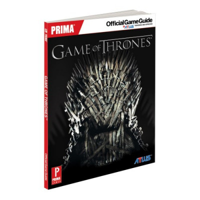 Руководство по игре Prima Games Game of Thrones: Prima Official Game Guide [Paperback]