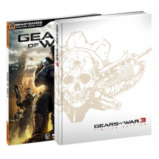 Gears of War 3 Official Strategy Guides [Paperback,Hardcover]