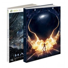 Halo 4: Prima Official Game Guide [Hardcover,Paperback]