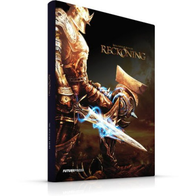 Kingdoms of amalur reckoning Kingdoms of Amalur: Reckoning The Official Guide [Hardcover]