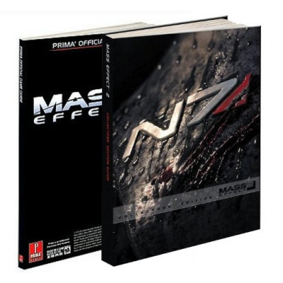 Mass Effect 2: Prima Official Game Guide [Hardcover, Paperback]