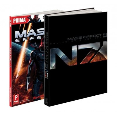 Mass Effect 3: Prima Official Game Guide [Hardcover, Paperback]