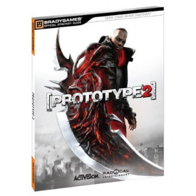 Prototype 2 Official Strategy Guide [Paperback]
