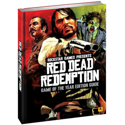 Red Dead Redemption: Game of the Year Limited Edition [Hardcover]
