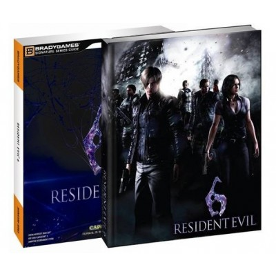 Resident Evil 6 Signature Series Guide [Hardcover,Paperback]