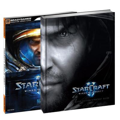 Руководство по игре BradyGames StarCraft II: Wings of Liberty Signature Guides [Hardcover,Paperback]