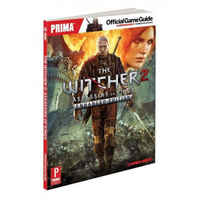 The Witcher 2: Assassins of Kings: Prima Official Game Guide [Paperback]