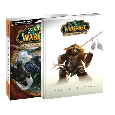 Руководство по игре BradyGames World of Warcraft: Mists of Pandaria Signature Series Guide [Hardcover,Paperback]