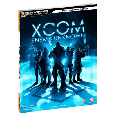 Руководство по игре BradyGames XCOM: Enemy Unknown Official Strategy Guide [Paperback]