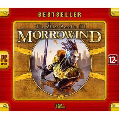 The Elder Scrolls III: Morrowind (Bestseller) [PC, русская версия]