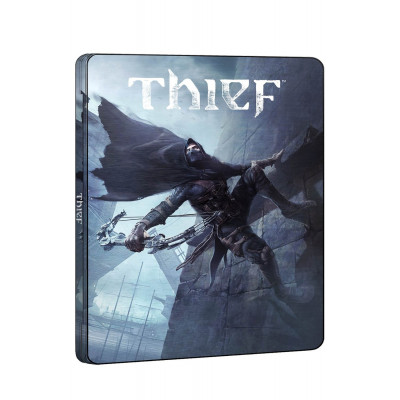 Thief. Limited Edition Steelbook [PC,PS3,PS4,XBOX360,XBOX One, европейская версия]